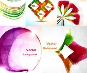 Shiny graphics background creative vector
