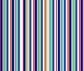 Color bar pattern vector