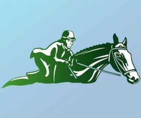 Horse Riding Logo vectors