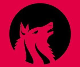 Wolf  Icon vectors