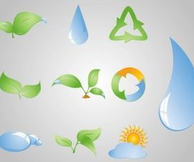 Free Ecology Vectors graphic