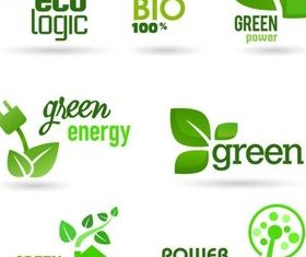 Green Life Logo vectors graphic