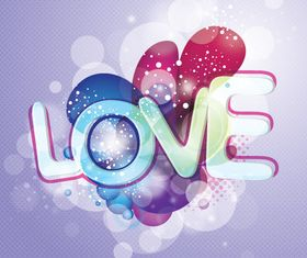 Love design vectors graphics