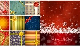 Christmas Backgrounds art vector
