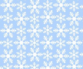 Snowflakes patterns 2 vector