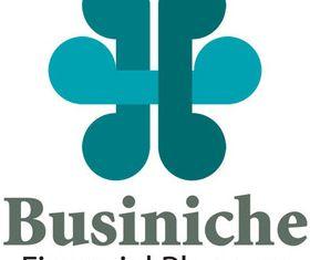 Business Logo set 11 vector