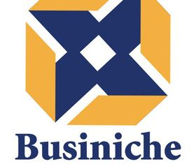 Business Logo set 16 vector