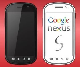 Google Nexus set vector