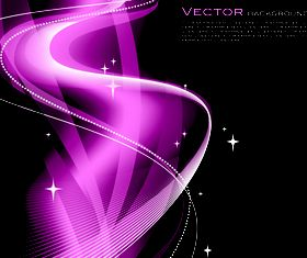 Fantasy background 1 vector
