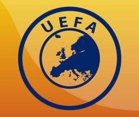 UEFA Logo vector graphics