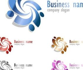 Company Business Logo art vectors