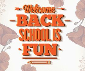 New school design backgrounds vector 04