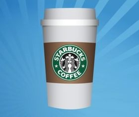 Starbucks Cup vector
