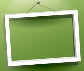 Photo frames 5 vector