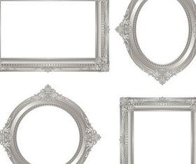 Photo frames 2 vector