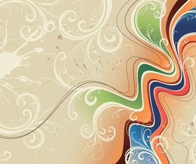 Music abstract background 3 vector