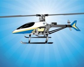Free Helicopter Illustration vectors