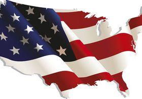 American Flag 2 vectors