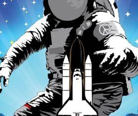 Space vectors material