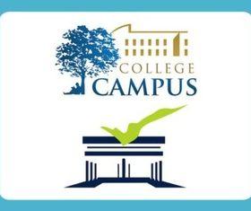 Campus Logos vector
