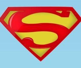 Superman Logo vector
