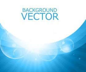 Blue style shiny background vectors graphics