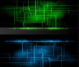 Abstract optical line background vectors material