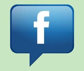 Facebook Bubble vectors