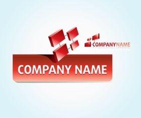 Tech Logo design vectors
