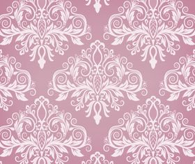 Floral Seamless free 1 vector
