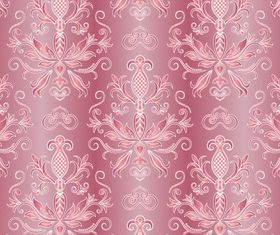 Floral Seamless free 2 vector