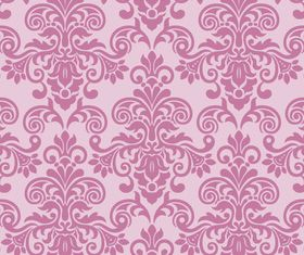 Floral Seamless free 3 vector