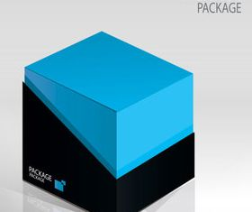 Package template 14 vector