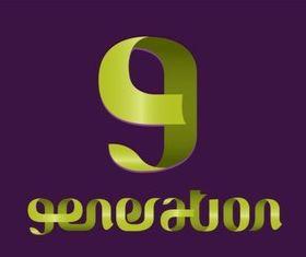 Modern Generation Logo vector