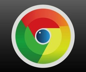 Google Chrome Logo vector graphic