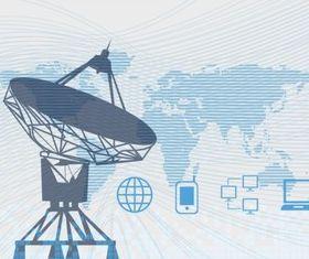 Communications vectors graphics
