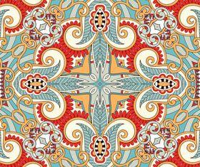 Vintage Decorative pattern 3 vector