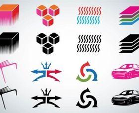 Free Logos vectors material