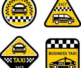 Car icons 1 vector