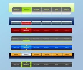 Website Navigation Illustration vector