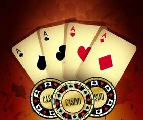 Casino Backgrounds art vector