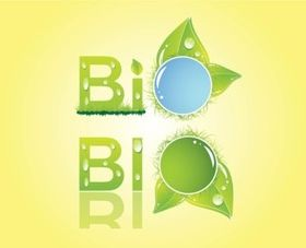 Bio Graphics vectors graphics