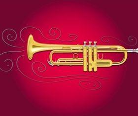 Saxophone Vector material