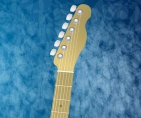 Guitar Background vectors