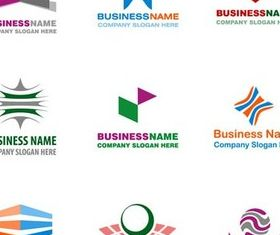 Creative Business Logotypes art vector