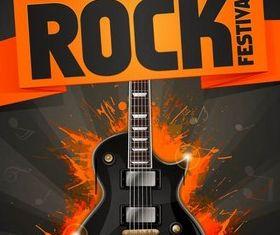 Rock Backgrounds art vector