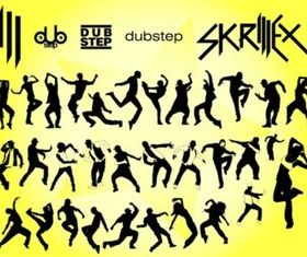 Dubstep Vector