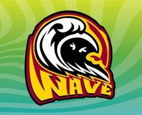 Wave Icon vector material
