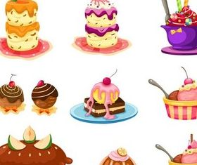 Tasty Cakes free vectors graphic