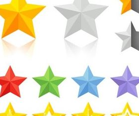 Rating Stars graphic vector design